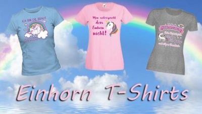Einhorn T-Shirts