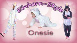 Einhorn Onesie