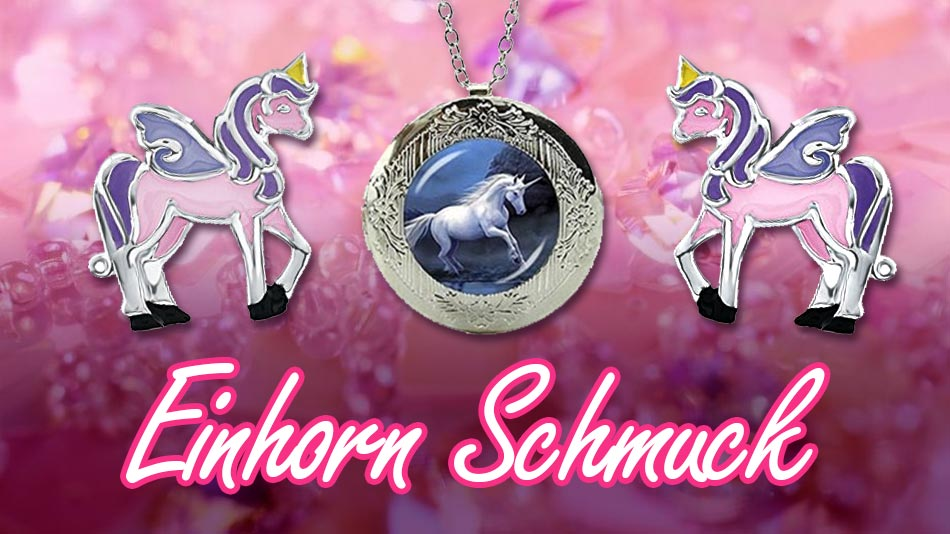 Einhorn Schmuck