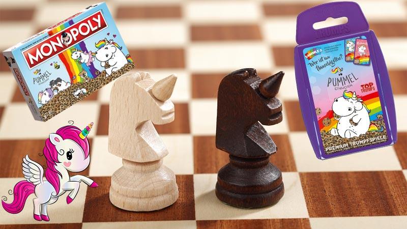 Lustige Einhorn Spiele