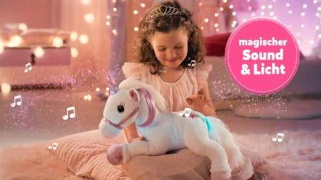 Tolles Einhorn Spielzeug für Mädchen