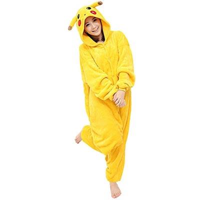 Cooles Pikachu Einhornkostüm